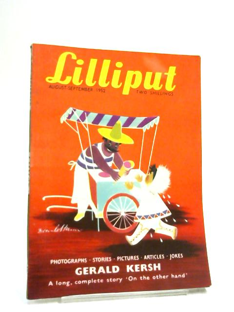 Lilliput August-September 1952 by Anonymous
