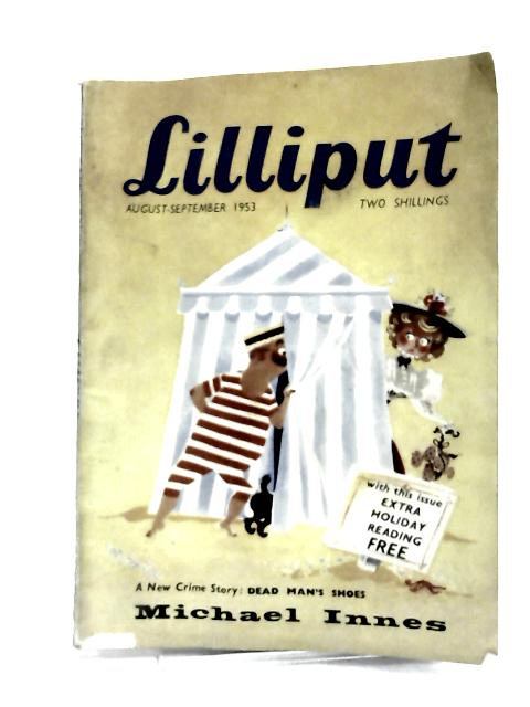 Lilliput. Vol. 33 No. 3, Issue August-September 1953. By Various