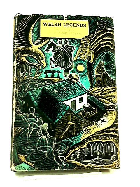 Welsh Legends and Fairy Lore by Daniel Parry-Jones