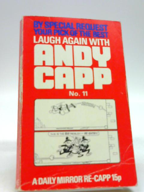 Laugh Again with Andy Capp #11 by Smythe, Reg