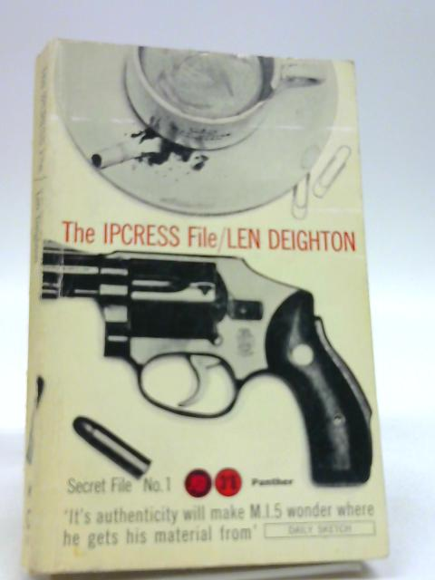 The Ipcress File (Panther Book. no. 1629.) by Len Deighton