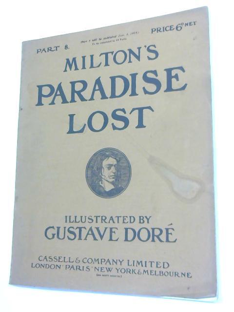 Milton's Paradise Lost. Part 8