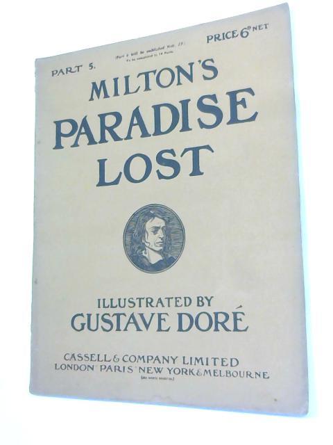 Milton's Paradise Lost. Part 5