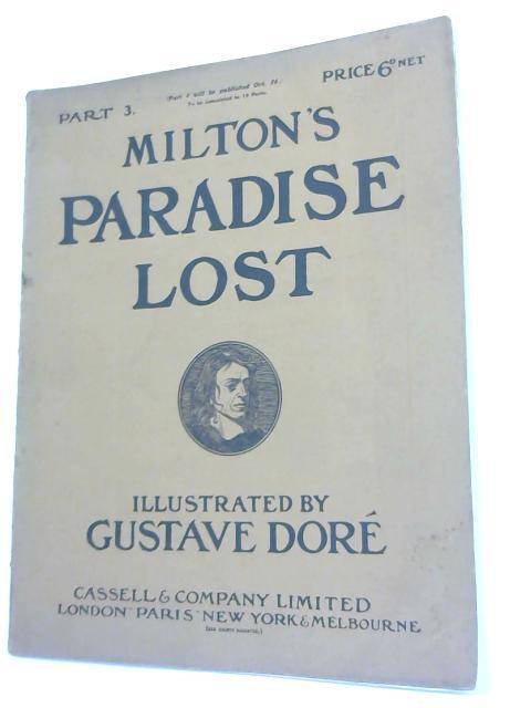 Milton's Paradise Lost. Part 3
