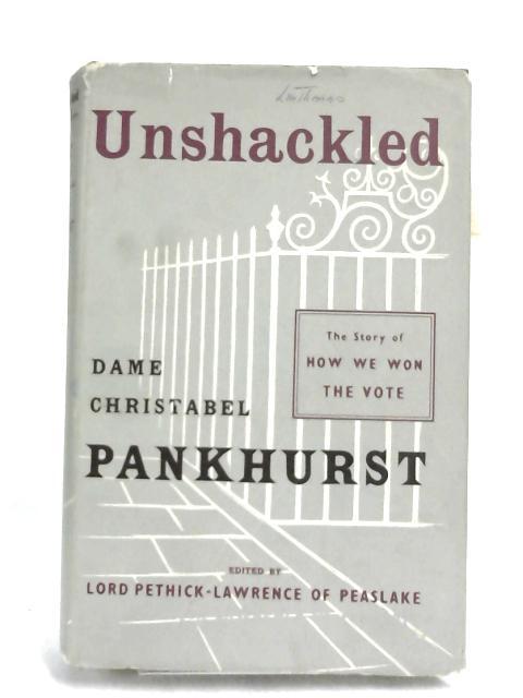 Unshackled by Christabel Pankhurst,