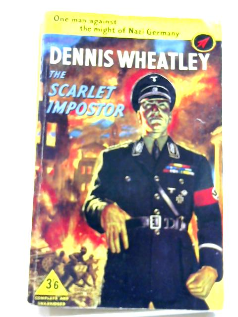 The Scarlet Imposter (Arrow Paperback) by Dennis Wheatley