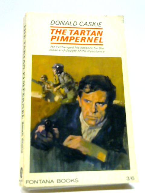 The Tartan Pimpernel by Caskie, D