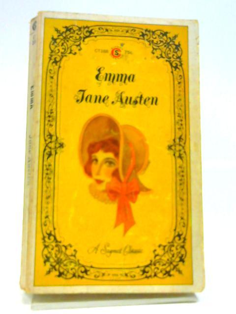 Austen Jane : Emma (Sc) (Signet classics) by Austen, Jane