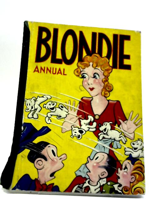 Blondie Annual by Chic Young