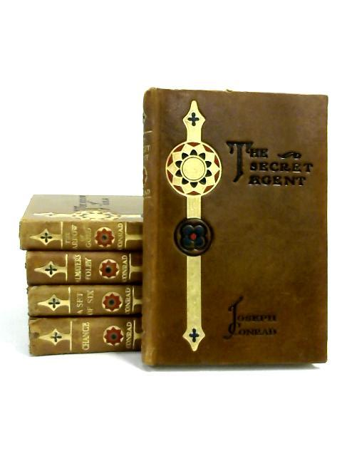 Set of 5 Joseph Conrad Novels by Joseph Conrad