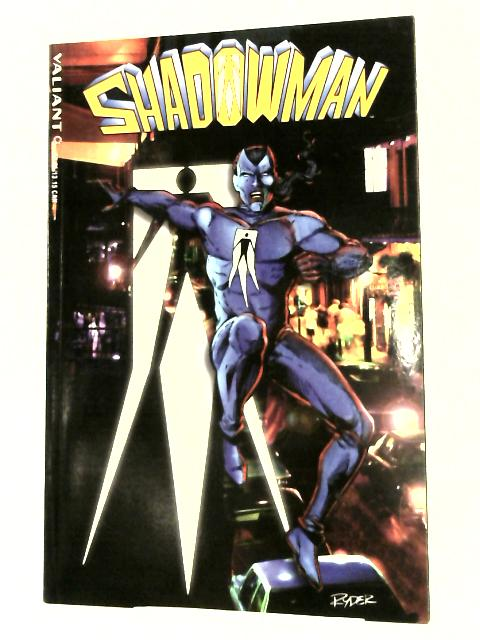 Shadowman; vol.1 no.1 by Unknown