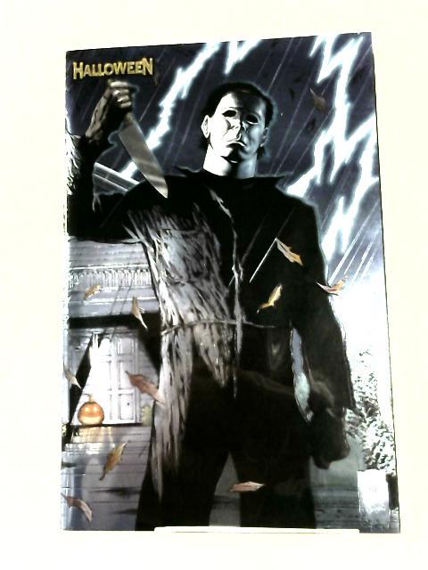 Untold Tales of Halloween #1 Chromium Mega-Premium Edition by Various