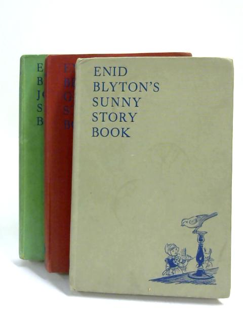 Set of 3 Enid Blyton Story Books Vintage Hardbacks by Enid Blyton