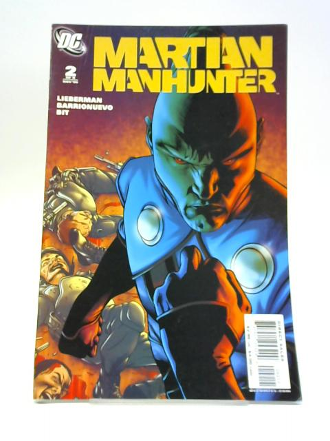 Martian Manhunter: American Secrets # 2 ( Original American COMIC ) By DC Comics