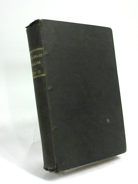 The Churchman's Monthly Penny Magazine and Guide to Christian Truth Vol. XIII 1879-80 by Ed. Ellis