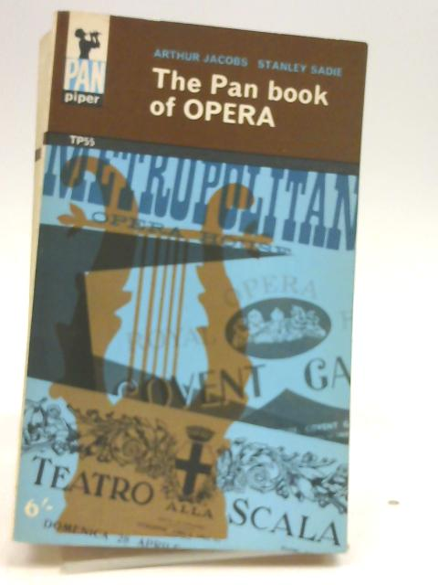 The Pan Book of opera (Piper Books) by Jacobs, Arthur