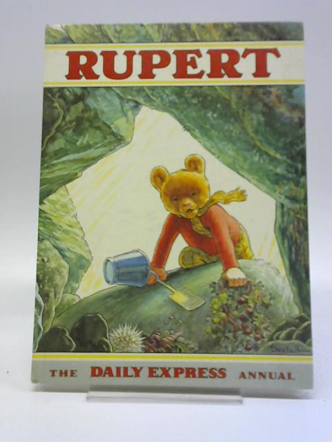 Rupert And The Gomnies., And Other Stories. (The Daily Express Annual). by No Author.