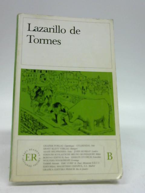 """Lazarillo de Tormes"" (Critical Guides to Spanish Texts) by Deyermond, A.D."