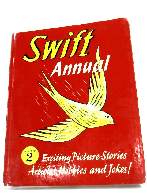 Swift Annual Number two by Marcus Morris