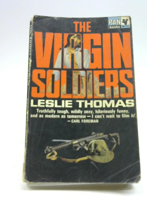 The virgin soldiers by Thomas, Leslie