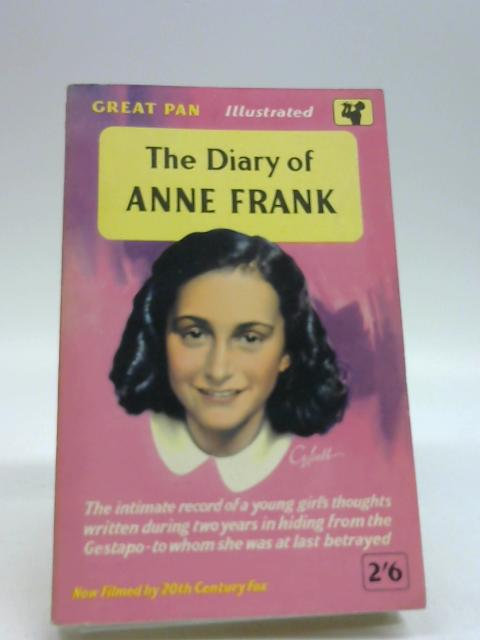 THE DIARY OF ANNE FRANK. by Jameson, Storm. (Foreword).