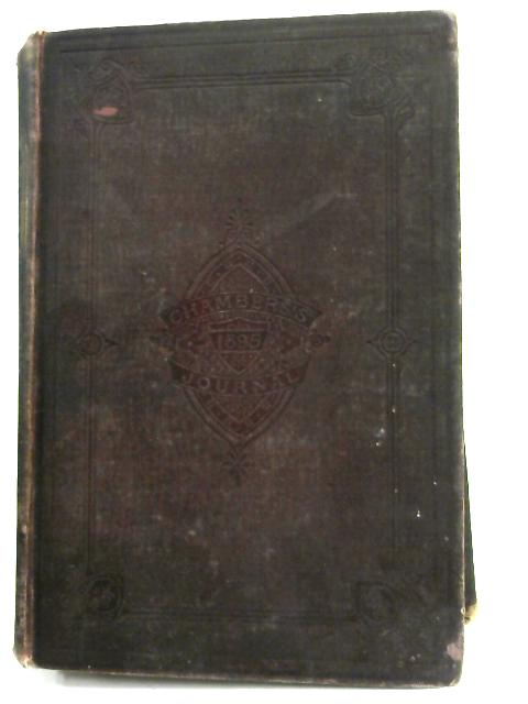 Chambers's Journal of Popular Literature Science and Arts 1895 by William Chambers,