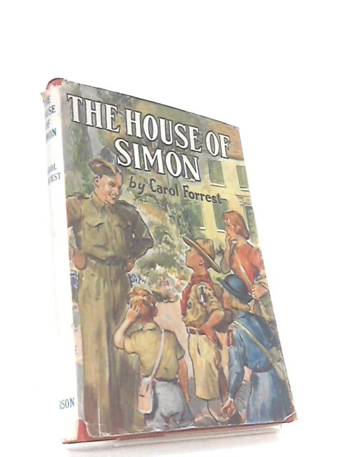 The house of simon by Forrest, Carol