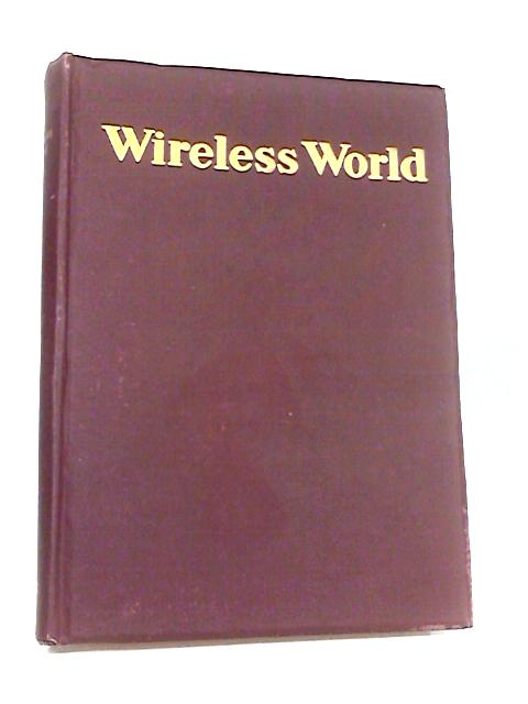 Wireless World, Volume 59, January - December 1953 by Hugh S. Pocock