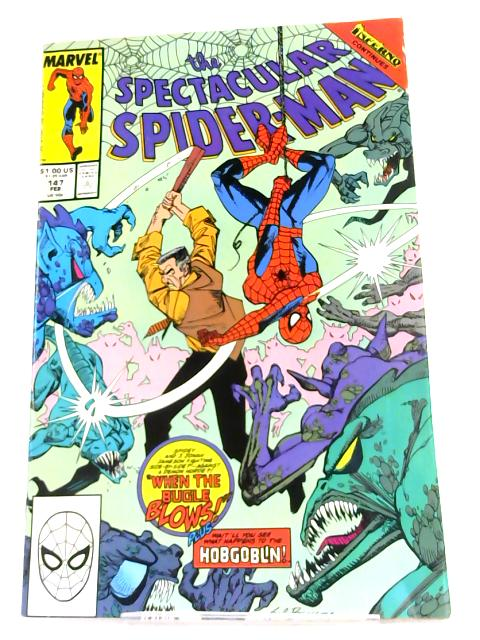 The Spectacular Spider-man Issue 147 By Gerry Conway