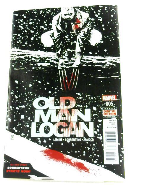 Old Man Logan, Bordertown: Part One, No. 5, June 2016 By Jeff Lemire