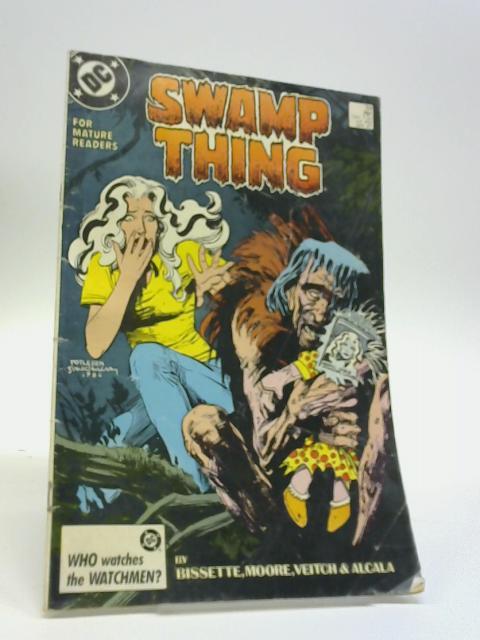 Swamp Thing No. 59 April 1987