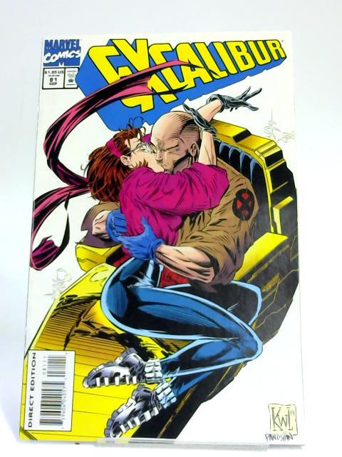 Excalibur (Vol 1) # 81 By Marvel Comics