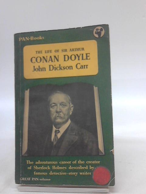 the life and achievements of sir arthur conan doyle