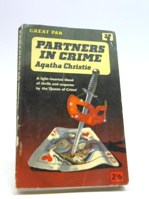 Partners in crime by Christie, Agatha