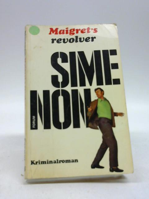 Maigret's revolver (Georges Simenon - 1959) (ID:18309)