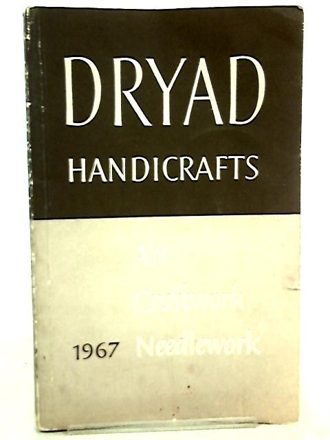 Dryad Handicrafts Art Craft Needlework 1967 by Anonymous