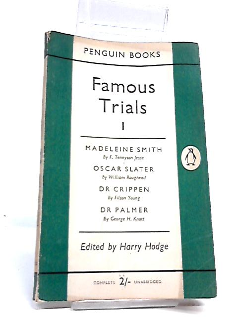 Famous Trials I by Madeleine Smith