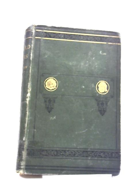Our Old Actors In Two Volumes by Henry Barton Baker