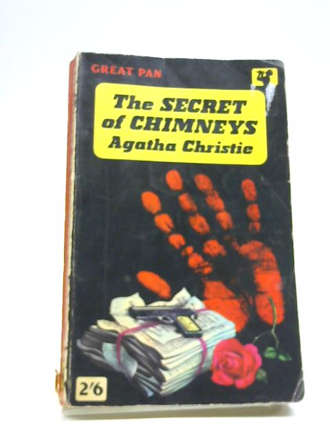 The Secret of Chimneys by Agatha Christie