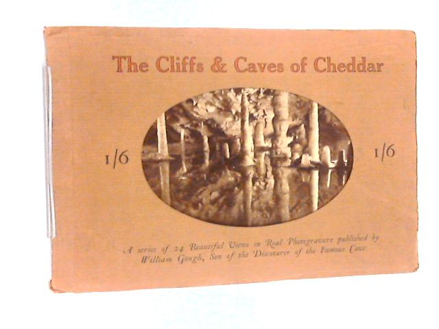 The Cliffs and Caves of Cheddar by William Gough