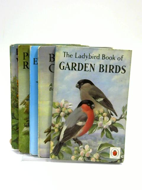 Set of 5 Ladybird Books Vintage Hardbacks by Various