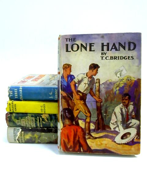 Set of 5 Children's Books Vintage Hardbacks by Various