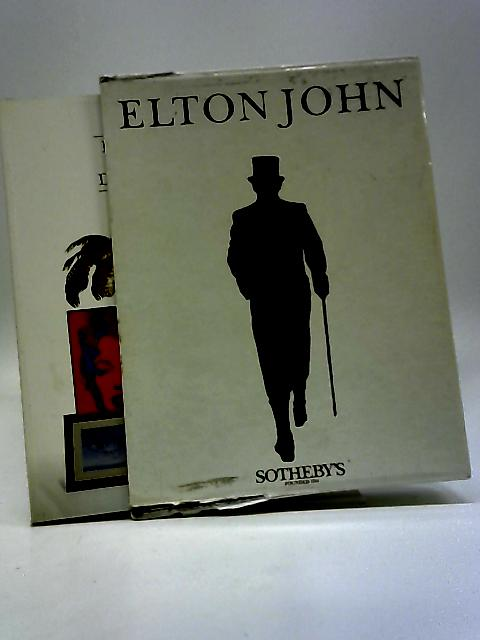 The Elton John Collection, Four Volumes by Sotheby's