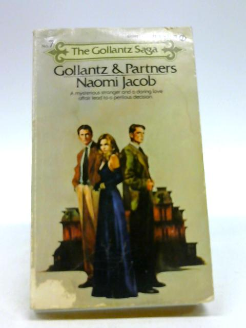 Gollantz & Partners (Gollantz Saga #7) By Naomi Jacob