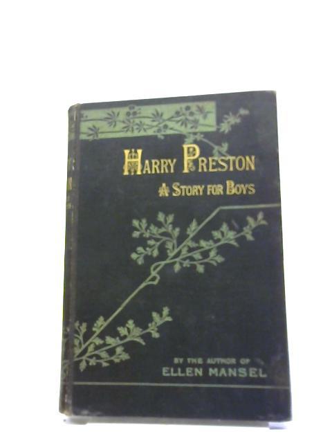Harry Preston by Anon