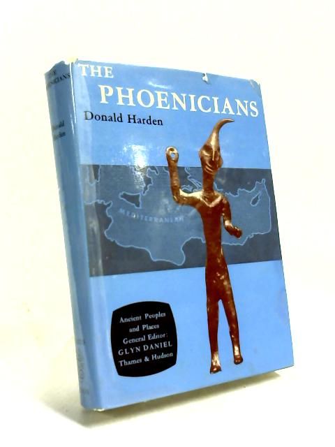 The Phoenicians by Donald Harden