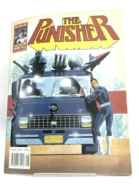 The Punisher No. 18 2nd December 1989 By Mike Baron