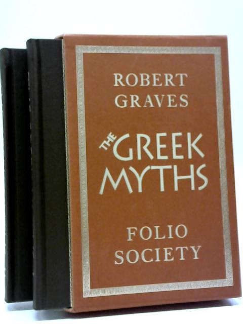 The Greek Myths- 2 Volumes by Robert Graves