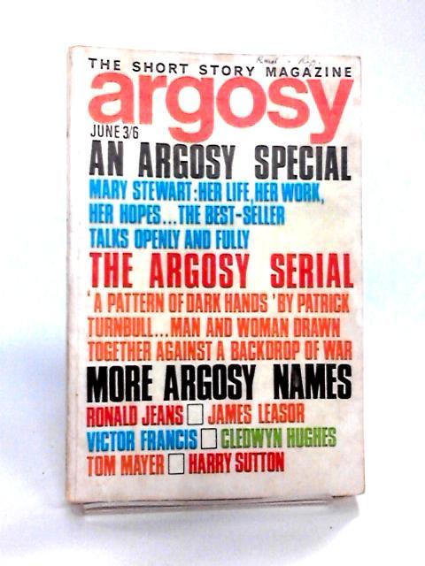 Argosy Vol. XXVIII No. 6, June 1967 by Sutton, Harry et al