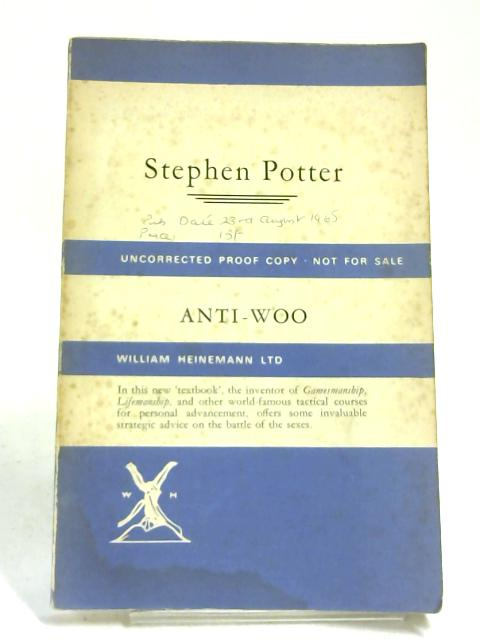Anti-Woo By Stephen Potter